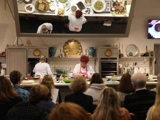 One Pot Wonders Cookery Demonstration at Ballymaloe Cookery School - Cork