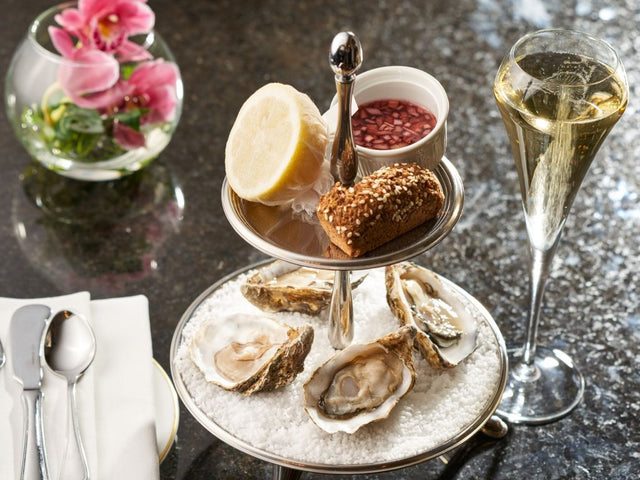 Decadent Oyster Experience at Historic Five Star Hotel - Dublin