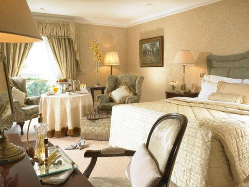 Sip, Savour & Slumber at a 5 Star Hotel - Cork