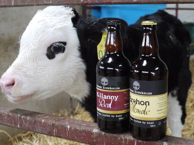 Unique Brewhouse Tour & Tastings on a Dairy Farm - Monaghan