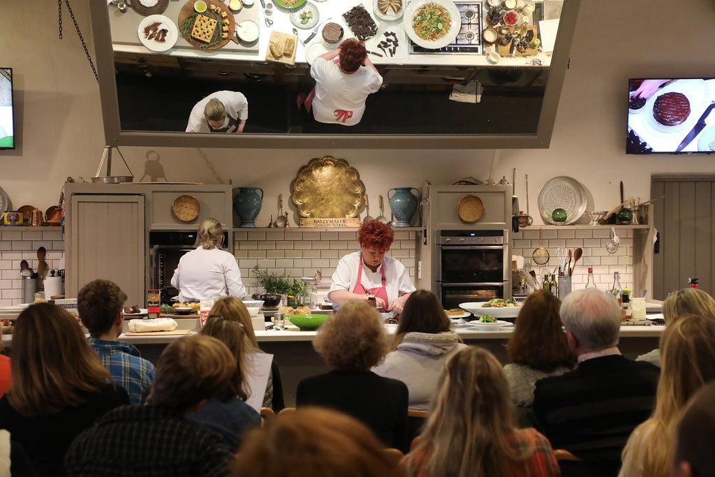 Cookery Demonstration & Tasting in World Renowned School - Cork