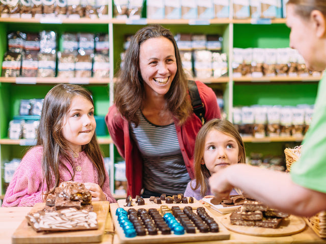 Chocolate Factory Tour, Taste & Make Your Own Chocolate Bars