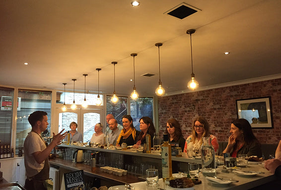 Bistro Dining at the Gateway Lodge Donegal Town - The