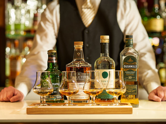 Private Irish Whiskey Tasting in Historic Landmark Hotel - Dublin
