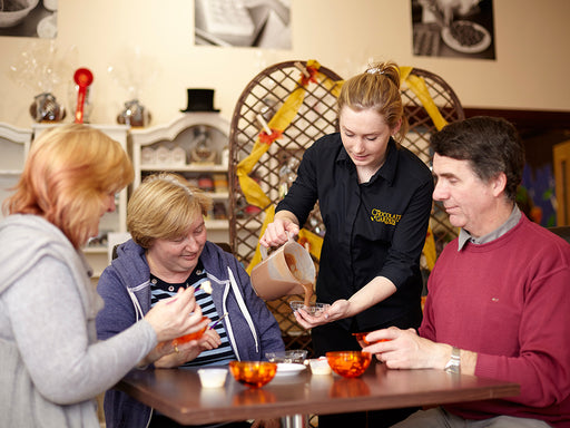 Chocolate Tasting, Chocolate Making & Chocolate Afternoon Tea - Carlow