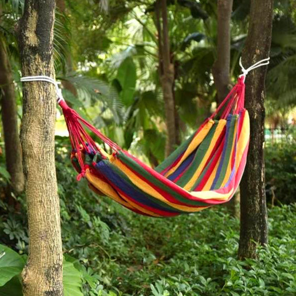 Canvas Garden Hammock