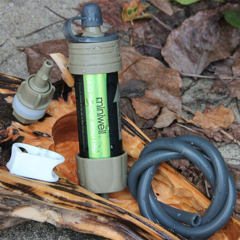 Multi- Use Water Filter