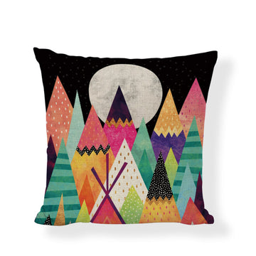 Japanese Art Cushion Covers