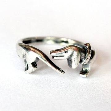 Dachshund Lover's Ring