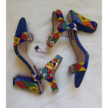 Load image into Gallery viewer, Beaded Shoe Heels