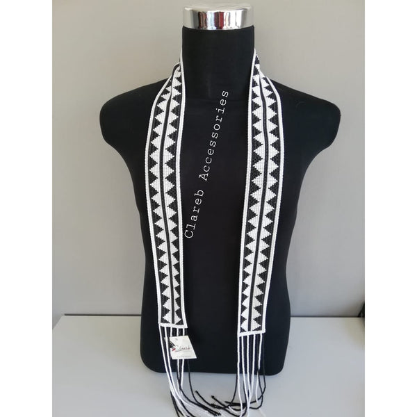 Men's Ndebele Scarf