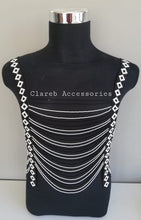 Load image into Gallery viewer, Men's Beaded Vest