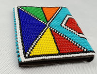 Male   Beaded  Wallet