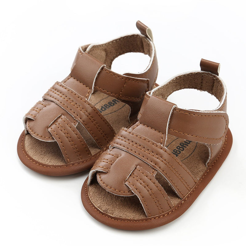 Baby Boys Sandals Shoe Casual Shoes Sneaker Anti-slip Soft Sole Toddler Shoes