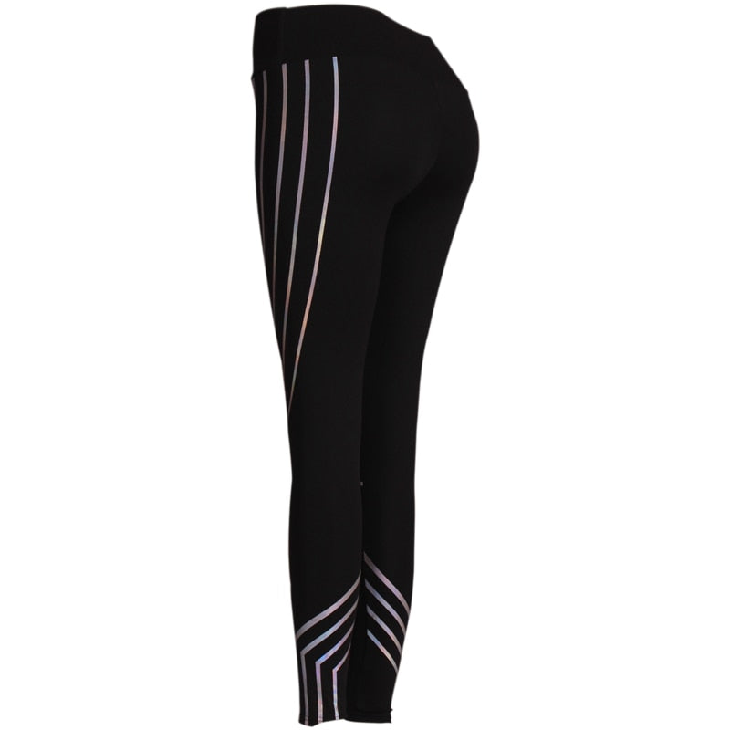 """Glower"" Glow In The Dark leggings - FashionFit"