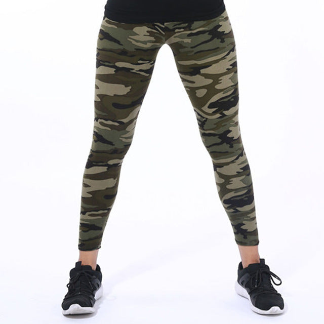 """Military Camo"" leggings - FashionFit"