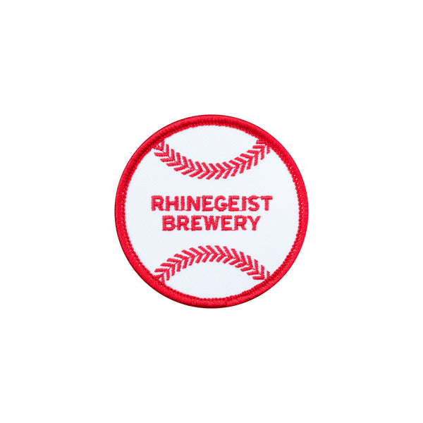 Rhinegeist Baseball Patch