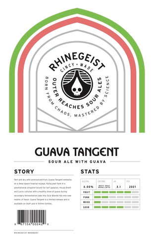 Guava Tangent - Sour Ale with Guava