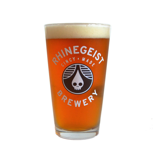 Rhinegeist Pint Glass