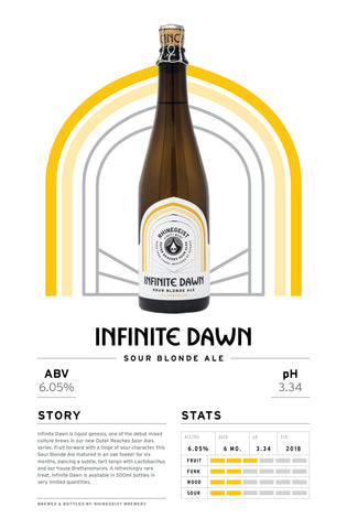Infinite Dawn - Sour Blonde Ale