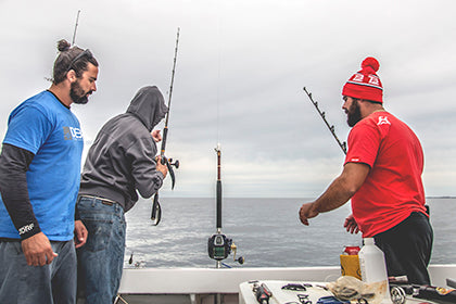 Tips For Picking Your Crew This Fishing Season