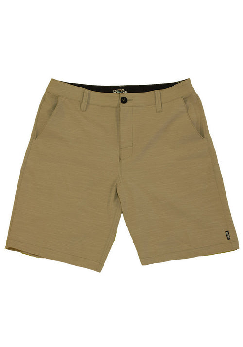 Boat to Bar Khaki Boardshorts