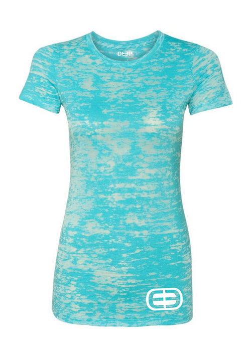 Women's Tee Tahiti Burn Out