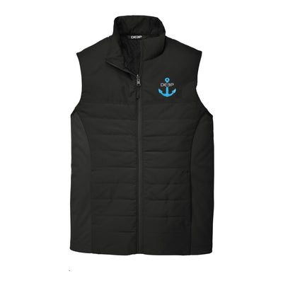 Rudder Vest Anchor - Black
