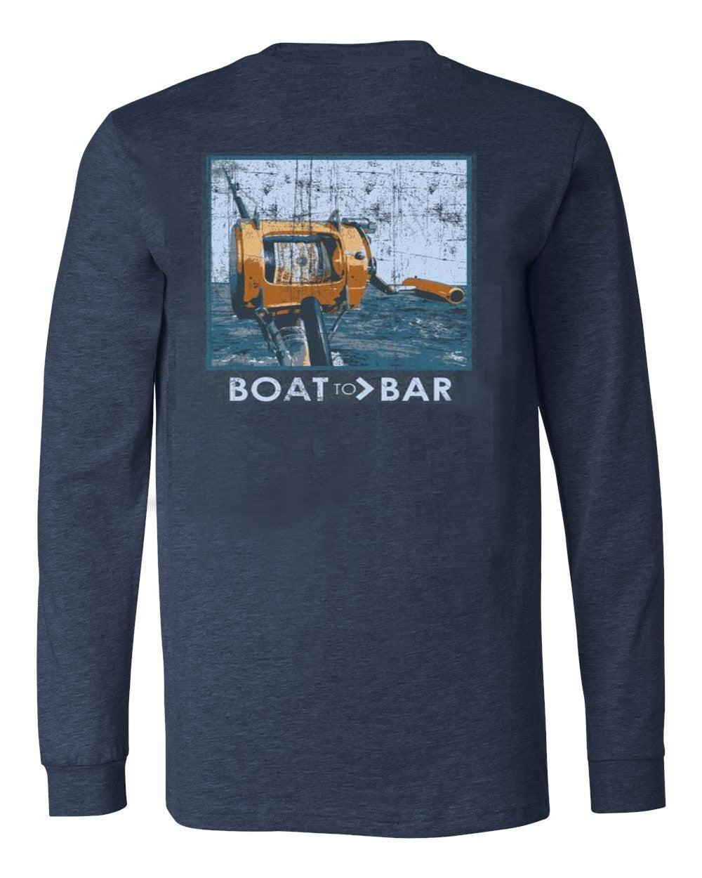 Bribing Bluefin Long Sleeve