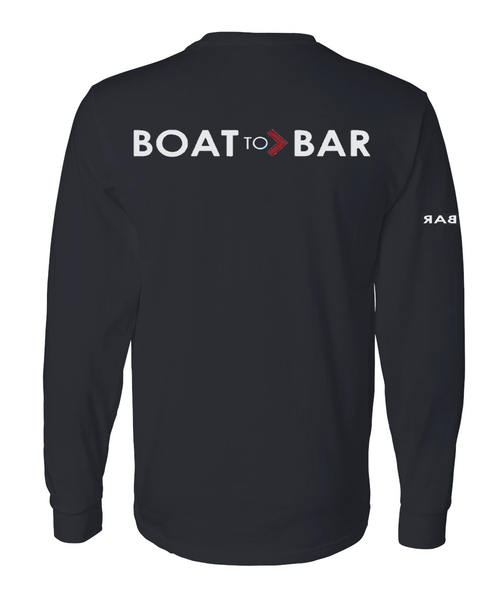 Boat to Bar Cotton Long Sleeve - 3 Colors Available