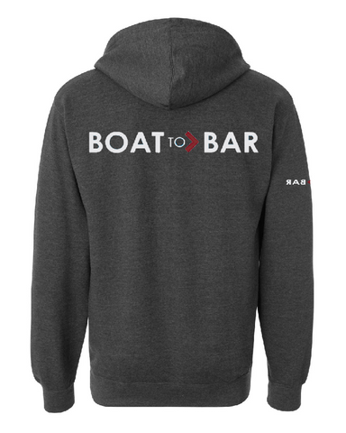 Dock Tales and Cocktails Long Sleeve - Navy