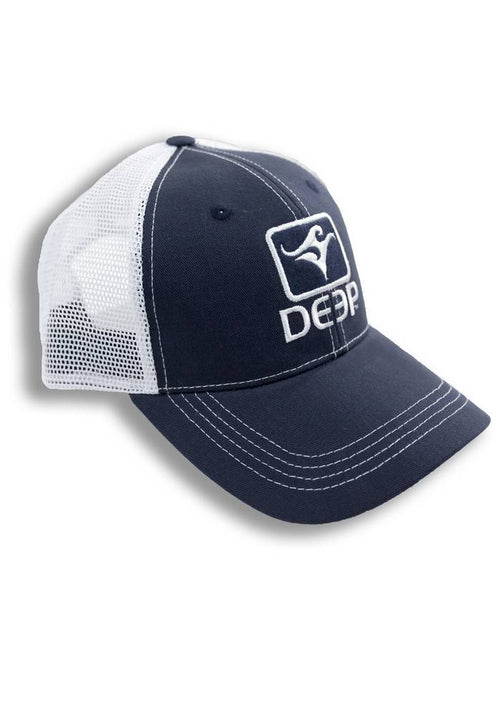 DP Trucker Blue Unstructured
