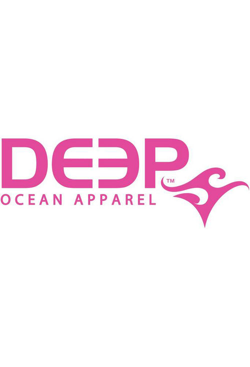 Deep Pink Logo Decal