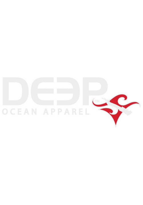 Deep Dive Logo Decal
