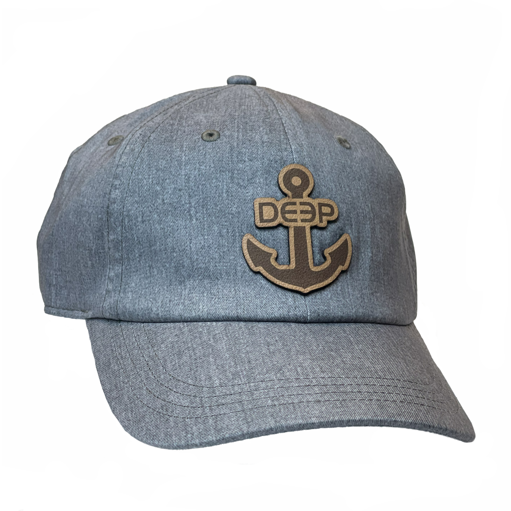 ECO Performance Dad Hat - Anchor