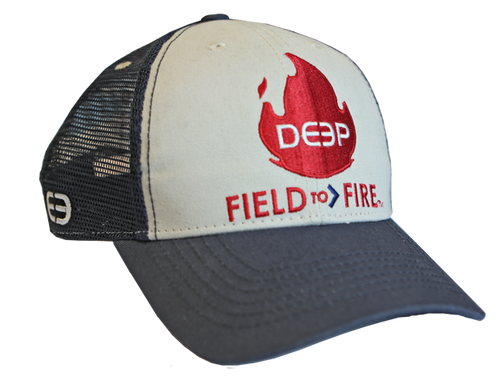 Field to Fire Trucker