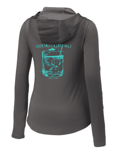 Women's BYOB Dock Tales and Cocktails Hoodie