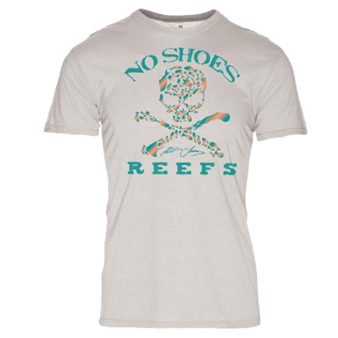 No Shoes Reefs Recycled Trucker Grey / Seafoam