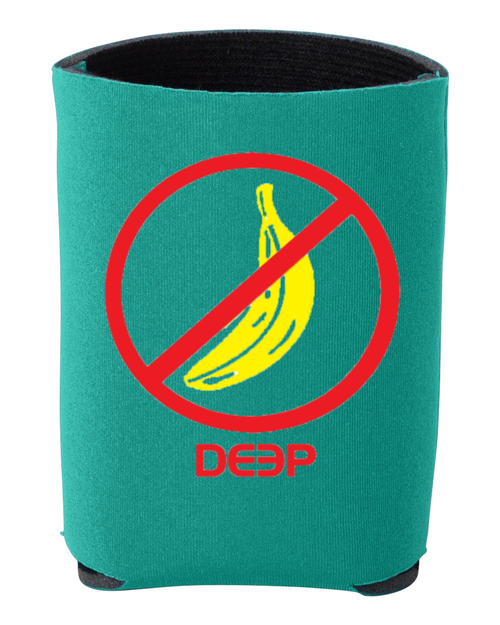 NO Bananas Koozie - 4 Colors Available