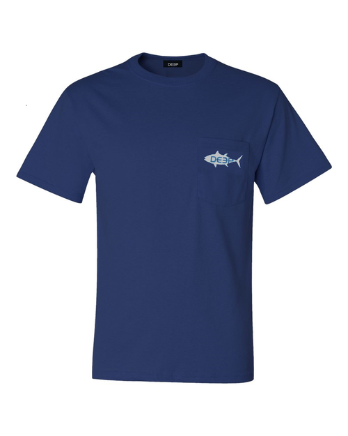 Tuna Pocket T - Royal