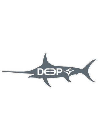 Deep Green Logo Decal