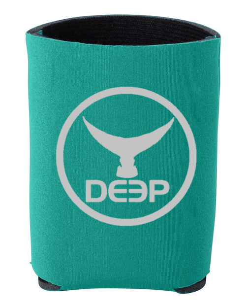 Tuna Tail Koozie - 5 Colors Available