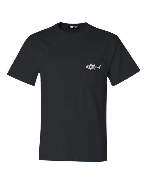 Tuna Pocket T - Black