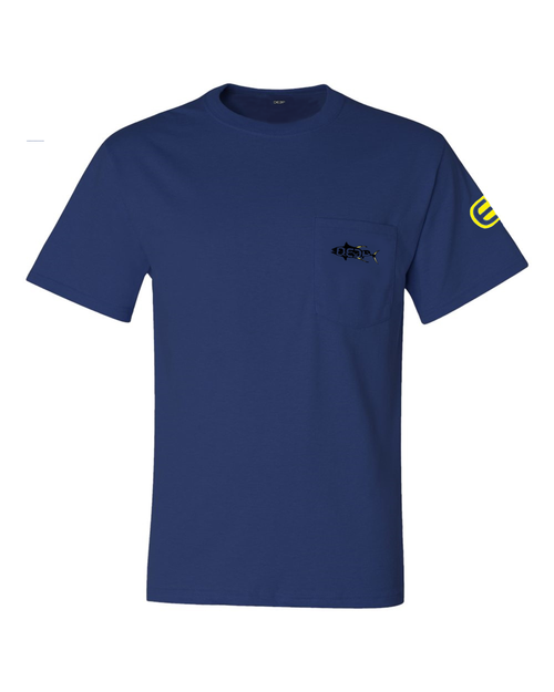 Yellowfin Pocket - Royal