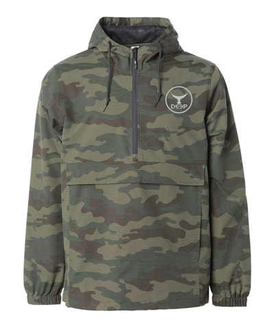 DEEP Tuna Tail Anorak 2.0  - Camo