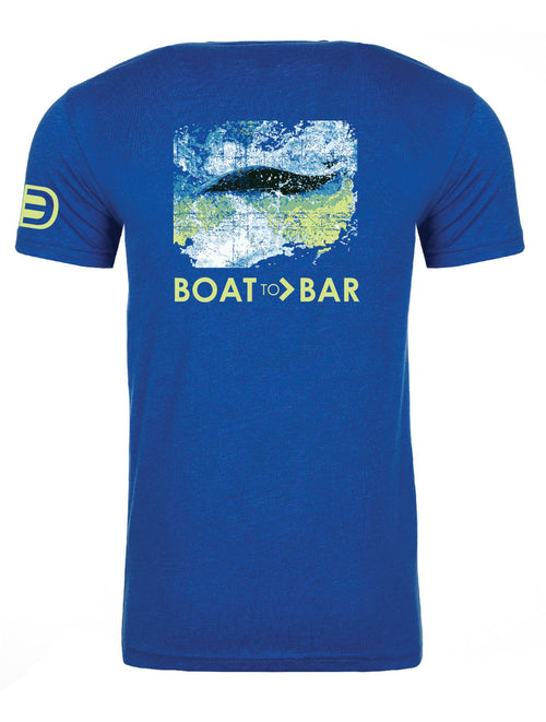 Boat to Bar Mahi Tee