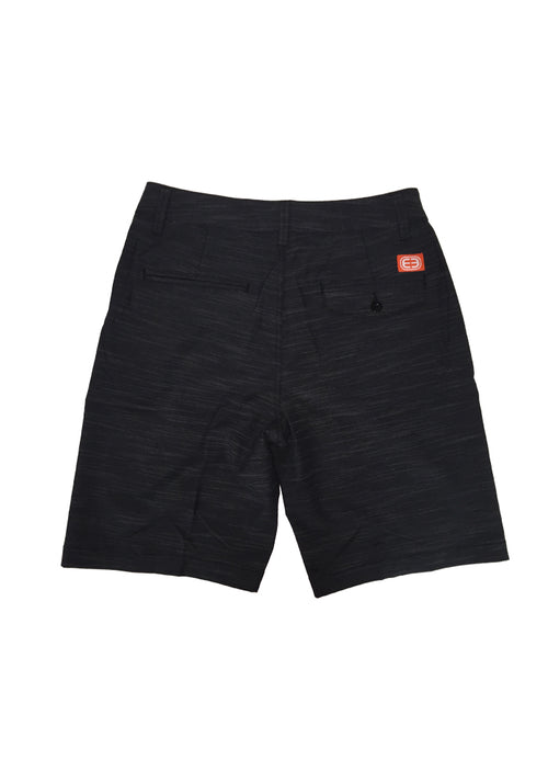 Boat to Bar Black Boardshorts