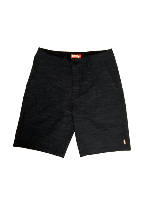 Boat TO> Bar: Black Boardshort