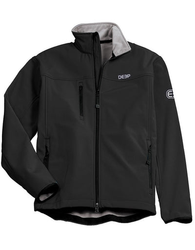 Breakwater Soft Shell - Black