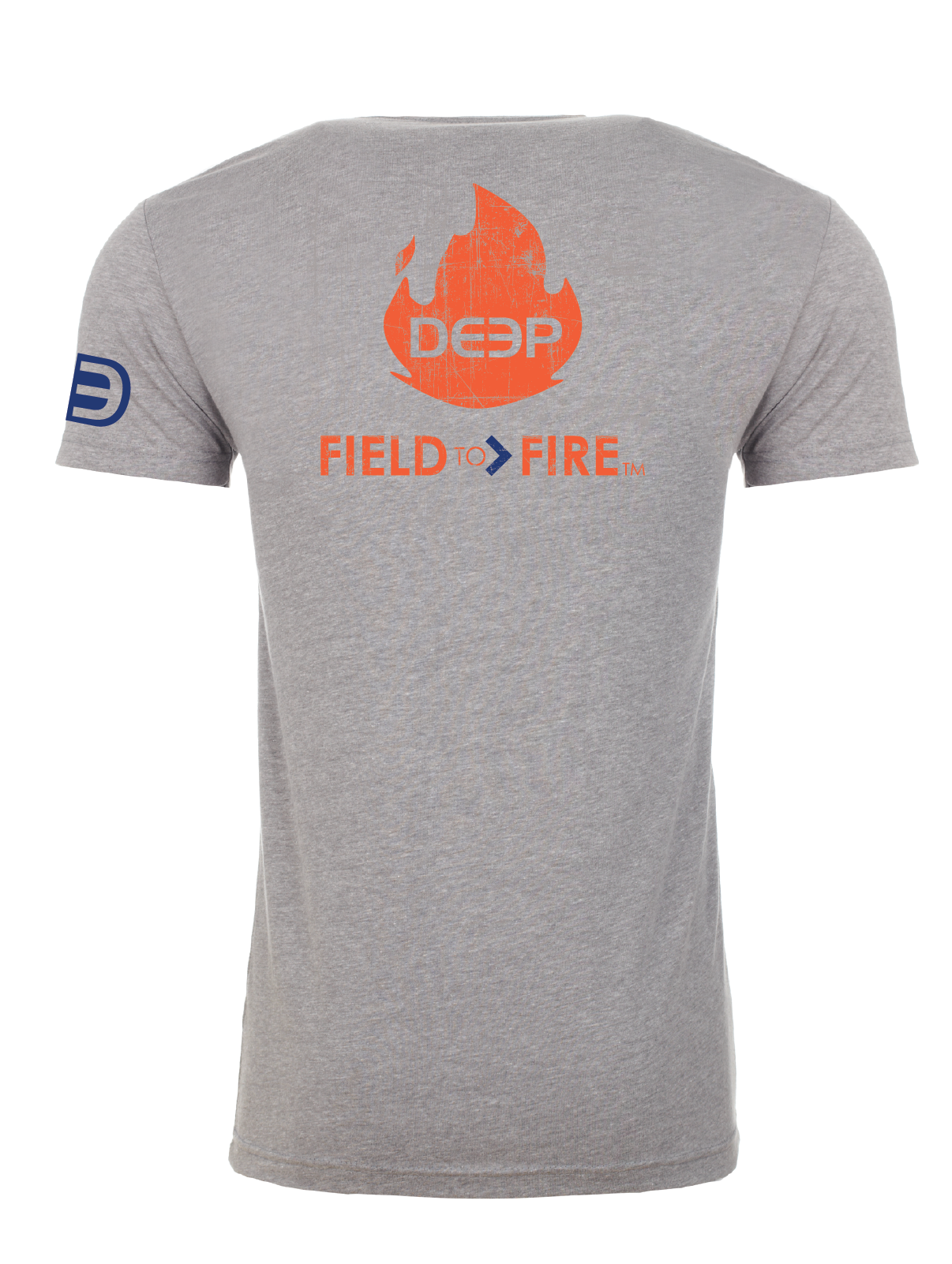 Field to Fire Heather Grey